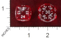 Dice : MINT41 BRYBELLY D24 D30