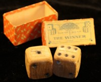 Dice : DUPS05 NISSERY SOAP DICE