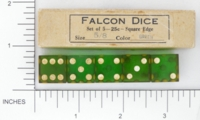 Dice : MINT1 FALCON 02