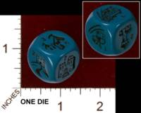 Dice : MINT29 IRON CROWN ENTERPRISES CITIES OF DOOM SITE DIE 01