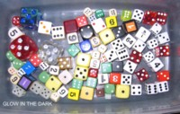 Dice : DUPS02 D6 MIXED