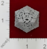 Dice : MINT22 SHAPEWAYS HUAN STEAMPUNK D20 03