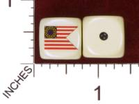 Dice : MINT29 YAK YAKS US CIVIL WAR UNION GUIDON 01