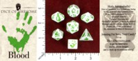 Dice : MINT50 DICE OF AWESOME BLOOD VULCAN