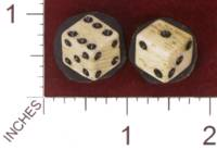 Dice : MINT32 TOMAS THE LAPIDARY BONE 01