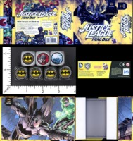 Dice : MINT53 HEIDELBERGER SPIELEVERLAG JUSTICE LEAGUE HERO DICE BATMAN
