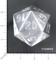 Dice : MINT55 ZUCATI D20 60MM