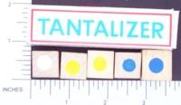 Dice : MINT1 SHACKMAN 01 TANTALIZER