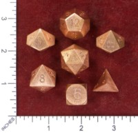 Dice : MINT49 NORSE FOUNDRY COPPER SOLID