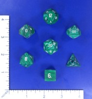 Dice : MINT57 NORSE FOUNDRY MALACHITE