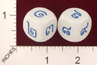 Dice : MINT19 KOPLOW THAI NUMBERS 01