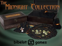 Dice : MINT39 BIBELOT GAMES THE MIDNIGHT COLLECTION 00