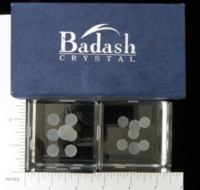 Dice : MINT15 BADASH CRYSTAL 01