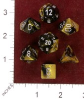 Dice : MINT35 CHESSEX 2013 POLY COLORS 01