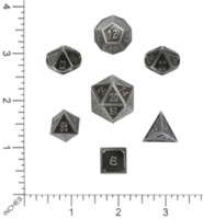 Dice : MINT55 DIE HARD GOTHICA BATTLEWORN