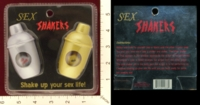 Dice : MINT22 KHEPER GAMES SEX SHAKERS 01