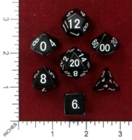 Dice : MINT46 THE DICE SHOP ONLINE OBSIDIAN