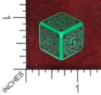 Dice : MINT49 TRILANIA CELTIC KNOT