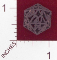 Dice : MINT23 SHAPEWAYS YOUKNOWWHO4EVA STANDARD SIZED D20 01