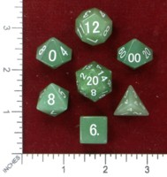 Dice : MINT46 THE DICE SHOP ONLINE AVENTURINE