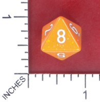 Dice : MINT52 CHESSEX D8 FROM POUND 02
