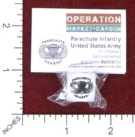 Dice : MINT48 BATTLESCHOOL BATTLEDICE OPERATION MARKET GARDEN US ARMY PARACHUTE INFANTRY