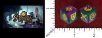 Dice : MINT50 LEAGUE OF GEEKS ARMELLO PROTOTYPE