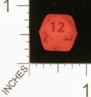 Dice : MINT25 SHAPEWAYS DIZINGOF STEINMETZ SOLID D12 DICE 01