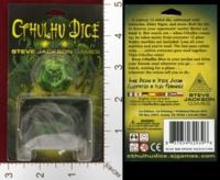 Dice : MINT22 STEVE JACKSON GAMES CTHULHU DICE 01