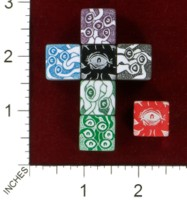 Dice : MINT43 TINDERBOX ENTERTAINMENT DICE EMPIRE SERIES 1 LOVECRAFT RETURNS