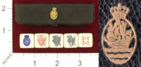 Dice : MINT21 KNSM SHIPPING POKER 01