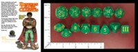 Dice : MINT52 GOODMAN GAMES CHUCKS LUCKY DICE