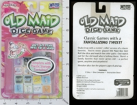 Dice : MINT17 CADACO OLD MAID DICE GAME 01