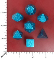 Dice : MINT52 CHESSEX FAUX METAL JACKET 06