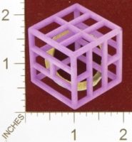 Dice : MINT26 SHAPEWAYS MAGIC D6 TILES CAGE 01