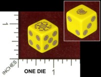 Dice : MINT47 CUSTOMDICE DOT COM WORLD DICE DAY 2015