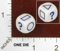 Dice : MINT26 UNKNOWN CRYSTAL CASTE RANDOM 01