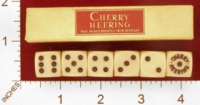 Dice : MINT27 CHERRY HEERING 01