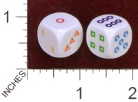 Dice : MINT34 KOPLOW SHAPES 01