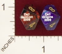 Dice : MINT19 CHESSEX CUSTOM FOR ZARI 01
