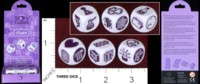 Dice : MINT36 THE CREATIVITY HUB RORYS STORY CUBES CLUES