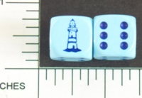Dice : D6 KOPLOW LIGHTHOUSE