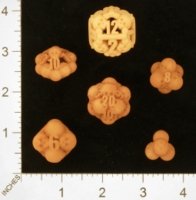 Dice : MINT28 SHAPEWAYS AEGIDIAN OSSUARY DICE 01
