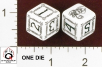 Dice : MINT24 Q WORKSHOP MUNCHKIN DICE OF PROTECTION 01