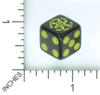 Dice : MINT54 CUSTOMDICE DOT COM WORLD DICE DAY 2016