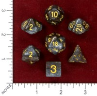Dice : MINT46 UNKNOWN CHINESE TWO-TONE 02