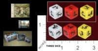 Dice : MINT38 KRAKEN EDITIONS ALKEMY