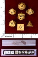 Dice : MINT47 ARTISAN DICE MAPLE