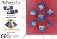 Dice : MINT52 GATE KEEPER GAMES HALFSIES DICE THE HEIR
