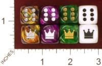 Dice : MINT32 JSPASSNTHRU CROWN 01